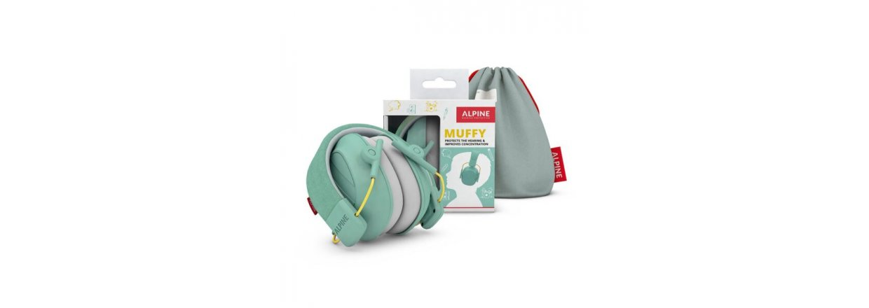 Alpine høreværn til børn