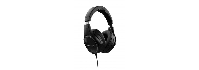 AUDIX nye lækre hovedtelefoner i topklasse!