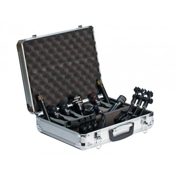 Audix mikrofon kuffert